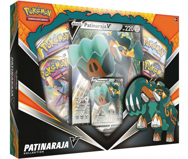 Pokémon Kollektion Patinaraja-V