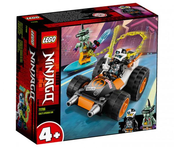 71706 LEGO® NINJAGO® Coles Speeder
