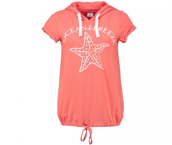 Sublevel Damen T-Shirt Seestern