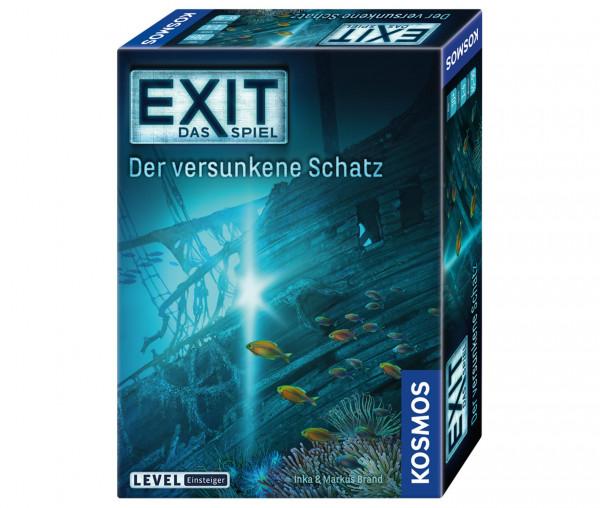 Kosmos Exit - Das Spiel Der Versunkene Schatz
