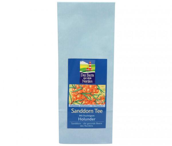 Avita Sanddorn Tee mit fruchtigem Holunder