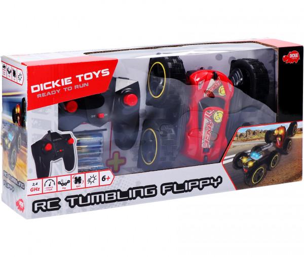Dickie Toys RC Tumbling Flippy RTR
