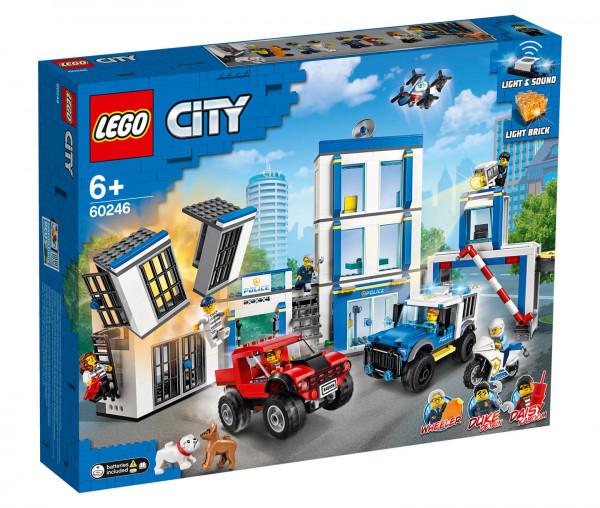 60246 LEGO® City Polizeistation
