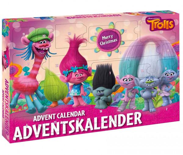 Craze Trolls Adventskalender