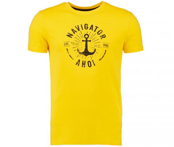 Navigator Herren T-Shirt ANKER Große Größen