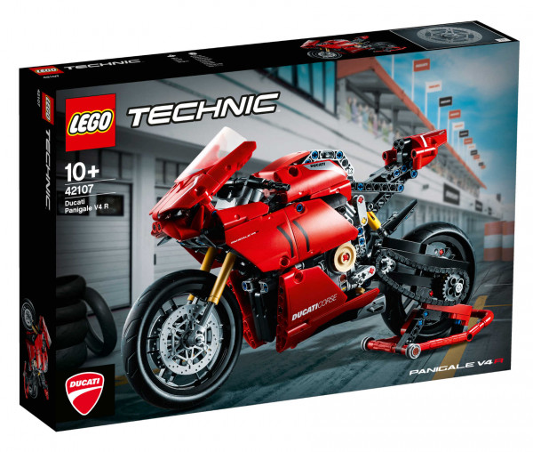 42107 LEGO® Ducati Panigale V4 R