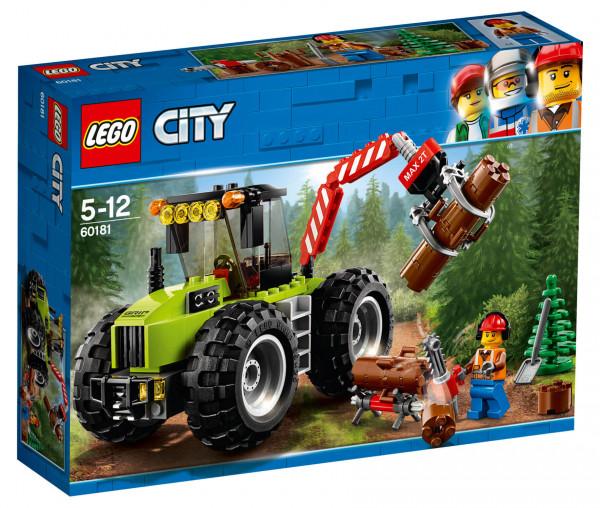 60181 LEGO® City Forsttraktor