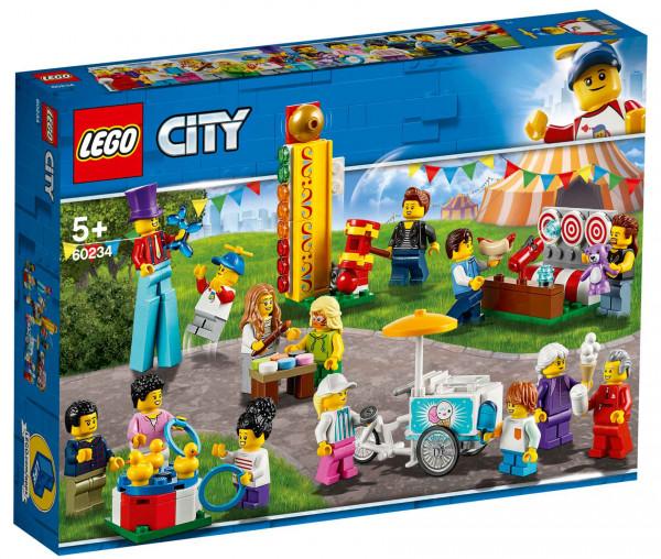 60234 LEGO® City Stadtbewohner – Jahrmarkt