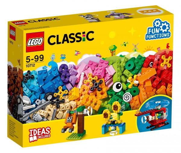 10712 LEGO® Classic Bausteine-Set - Zahnräder