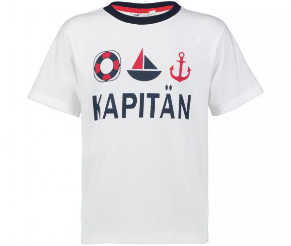 Paul Brown Jungen T-Shirt Kapitän