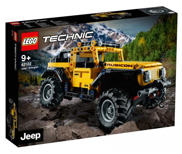 42122 LEGO® Jeep® Wrangler