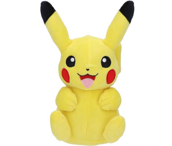 Pokémon sitzendes Plüsch-Pikachu