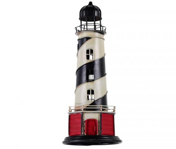 Tony Brown Leuchtturm 32 x 14 x 14 cm