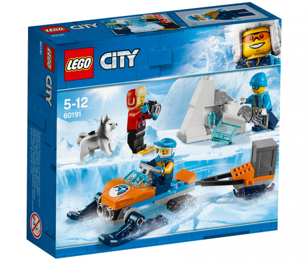 60191 LEGO® City Arktis-Expeditionsteam
