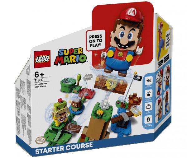71360 LEGO® Super Mario™ Abenteuer mit Mario™ – Starterset
