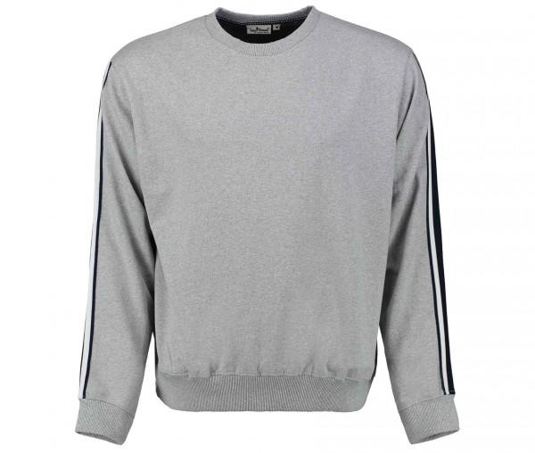 Tony Brown Herren Sweatshirt - langarm & Rundhals