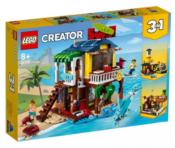 31118 LEGO® Creator Surfer-Strandhaus
