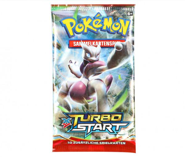 Pokémon X & Y Boosterpack Turbostart