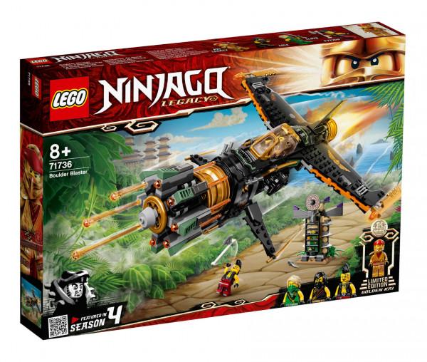 71736 LEGO® NINJAGO® Coles Felsenbrecher
