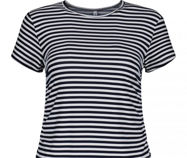 Marymaids Damen T-Shirt Sunny Streifen