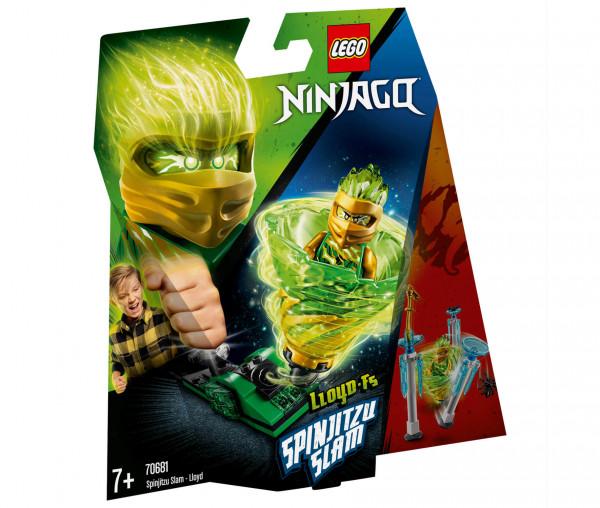 70681 LEGO® NINJAGO® Spinjitzu Slam – Lloyd