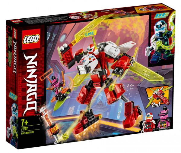 71707 LEGO® NINJAGO® Kais Mech Jet