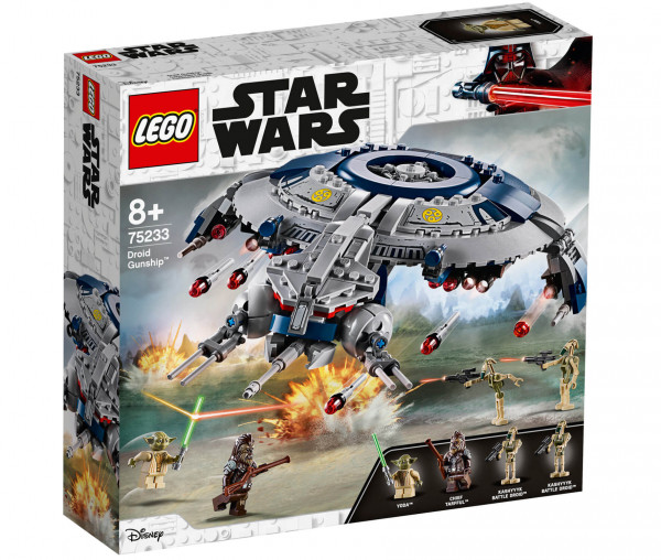 75233 LEGO® Star Wars™ Droid Gunship™