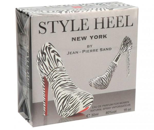 Jean Pierre Sand EdP Style Heel New York 30 ml