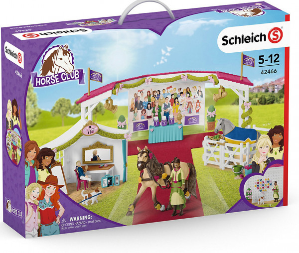 Schleich Horse Club 42466 Große Pferdeshow