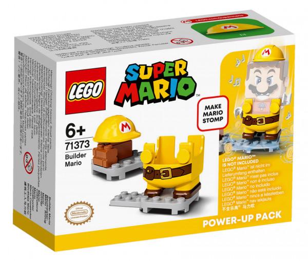 71373 LEGO® Super Mario™ Baumeister-Mario - Anzug