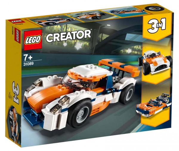 31089 LEGO® Creator Rennwagen
