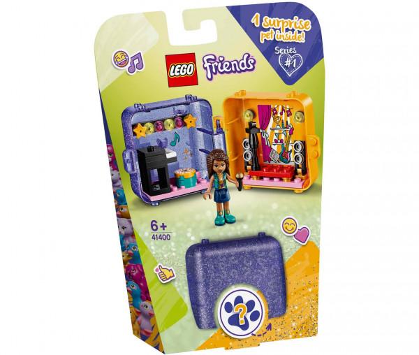 41400 LEGO® Friends Andreas magischer Würfel - Sängerin