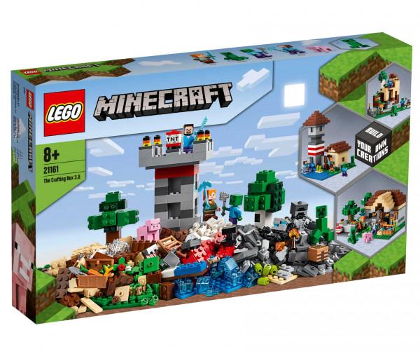 21161 LEGO® Minecraft™ Die Crafting-Box 3.0