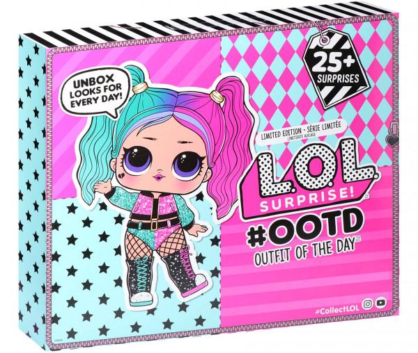 L.O.L. Surprise! #OOTD Adventskalender