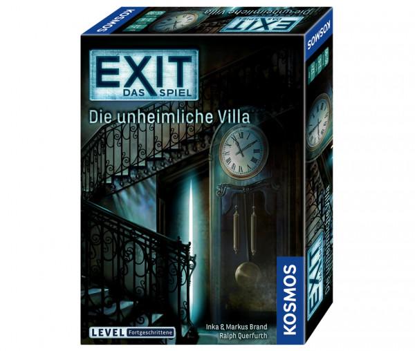Kosmos Exit - Das Spiel Die unheimliche Villa