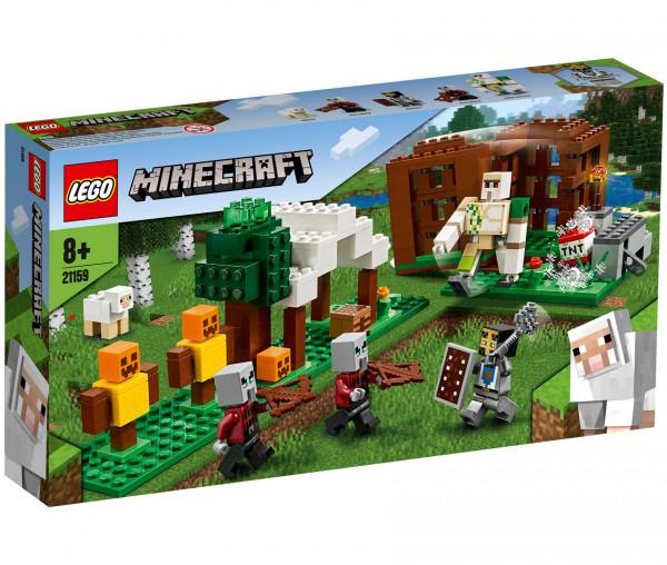 21159 LEGO® Minecraft™ Der Plünderer-Außenposten