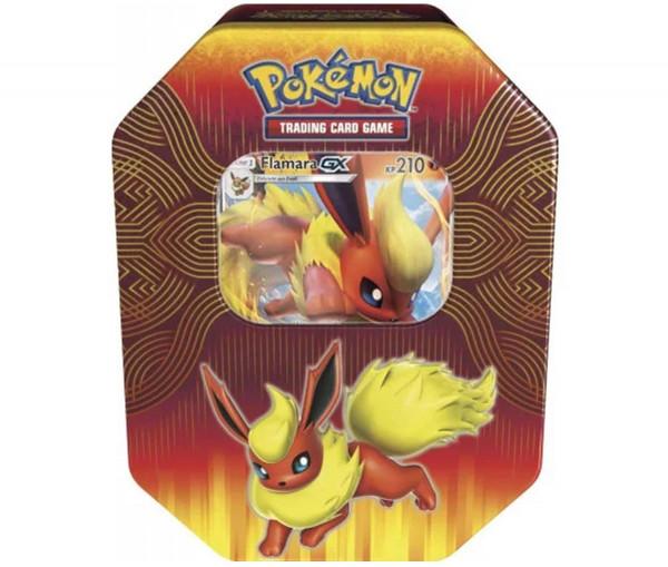 Pokémon International 45095 Pokemon Tin 76