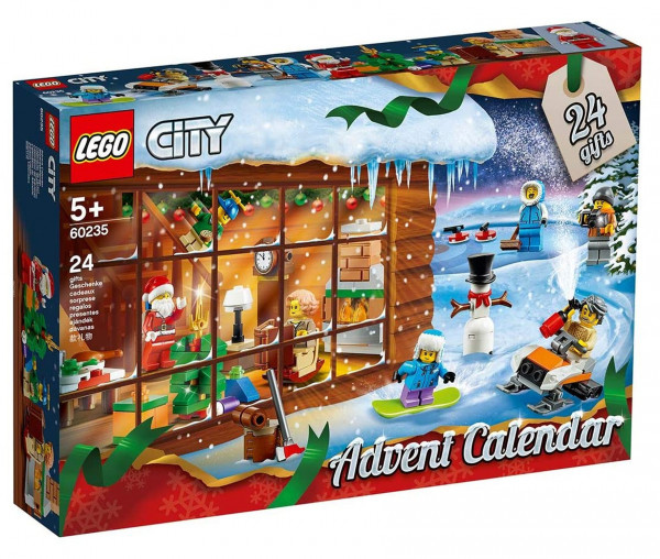 60235 LEGO® City Adventskalender