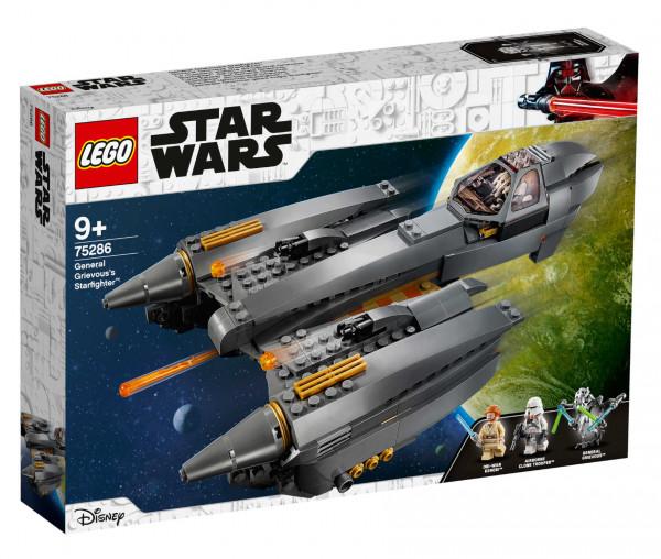 75286 LEGO® Star Wars™ General Grievous' Starfighter™