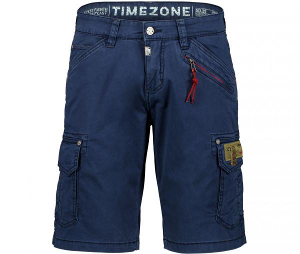 Timezone Herren Shorts RkyerTZ Unifarben