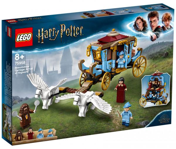 75958 LEGO® Harry Potter™ Kutsche von Beauxbatons: Ankunft in Hogwarts™