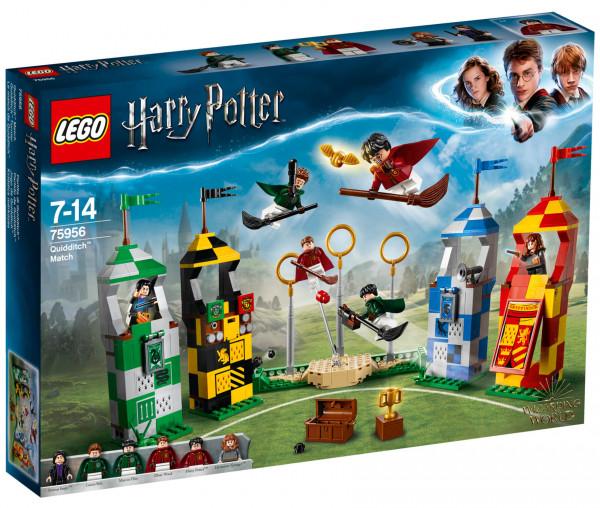 75956 LEGO® Harry Potter™ Quidditch™ Turnier