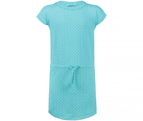 Emma Brown Mädchen Kleid Ankermotiv